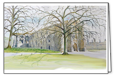 Bolton Abbey front